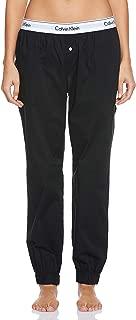 Calvin Klein fashion jogger for women in Black, Size:Medium