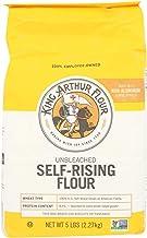 King Arthur Flour Self Rising Flour 5 Pound Bag