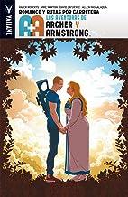 Las aventuras de Archer y Armstrong, Vol. 2: Romance y rutas por carretera (Valiant - A&A)