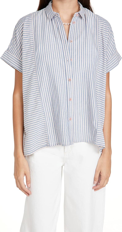 Madewell Women's Lakeline Button-Up Shirt