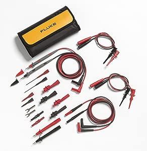 Fluke FLTL81A Deluxe Electronic Test Lead Set TL81A