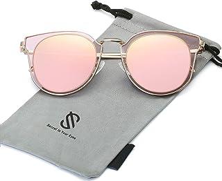 SOJOS Fashion Polarized Sunglasses for Women UV400...