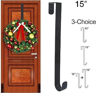 Best wreath hangers for doors Reviews