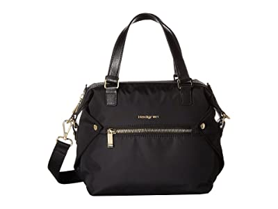 Hedgren Prisma Spectral Handbag (Black) Handbags