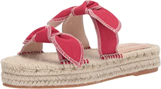 Women's Daisy Two Bow Platform Espadrille Sandals