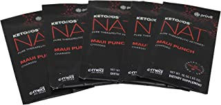 Pruvit Keto/OS NAT Maui Punch Charged (5 Individual Packets)