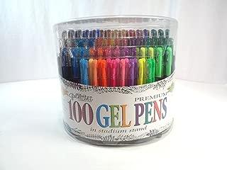 Best gelwriter premium gel pens with stadium stand, 100ct Reviews