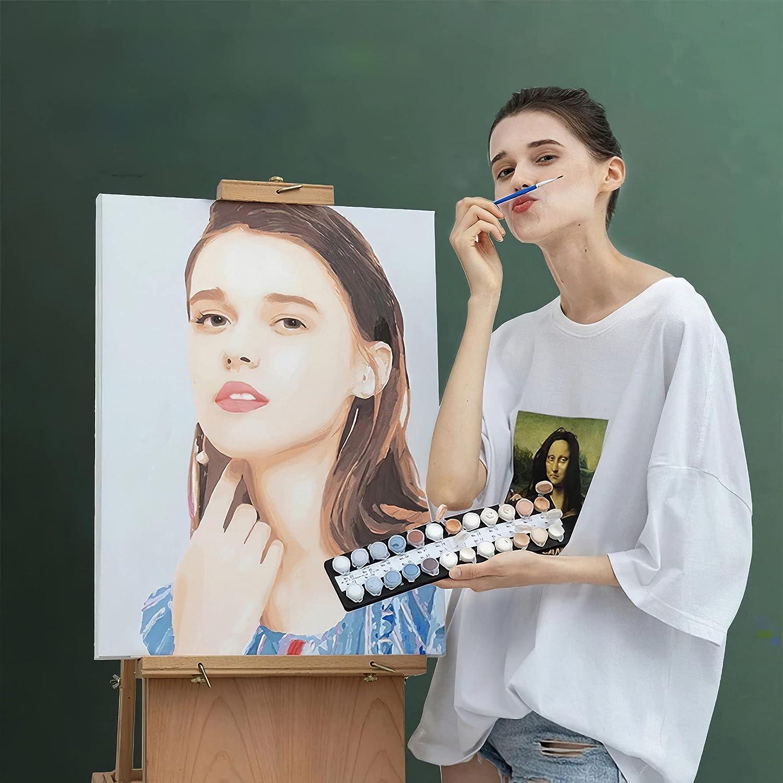 Ucustom Branded goods Art DIY Popular Paint by Numbers Photo Custom Y Personalise Make