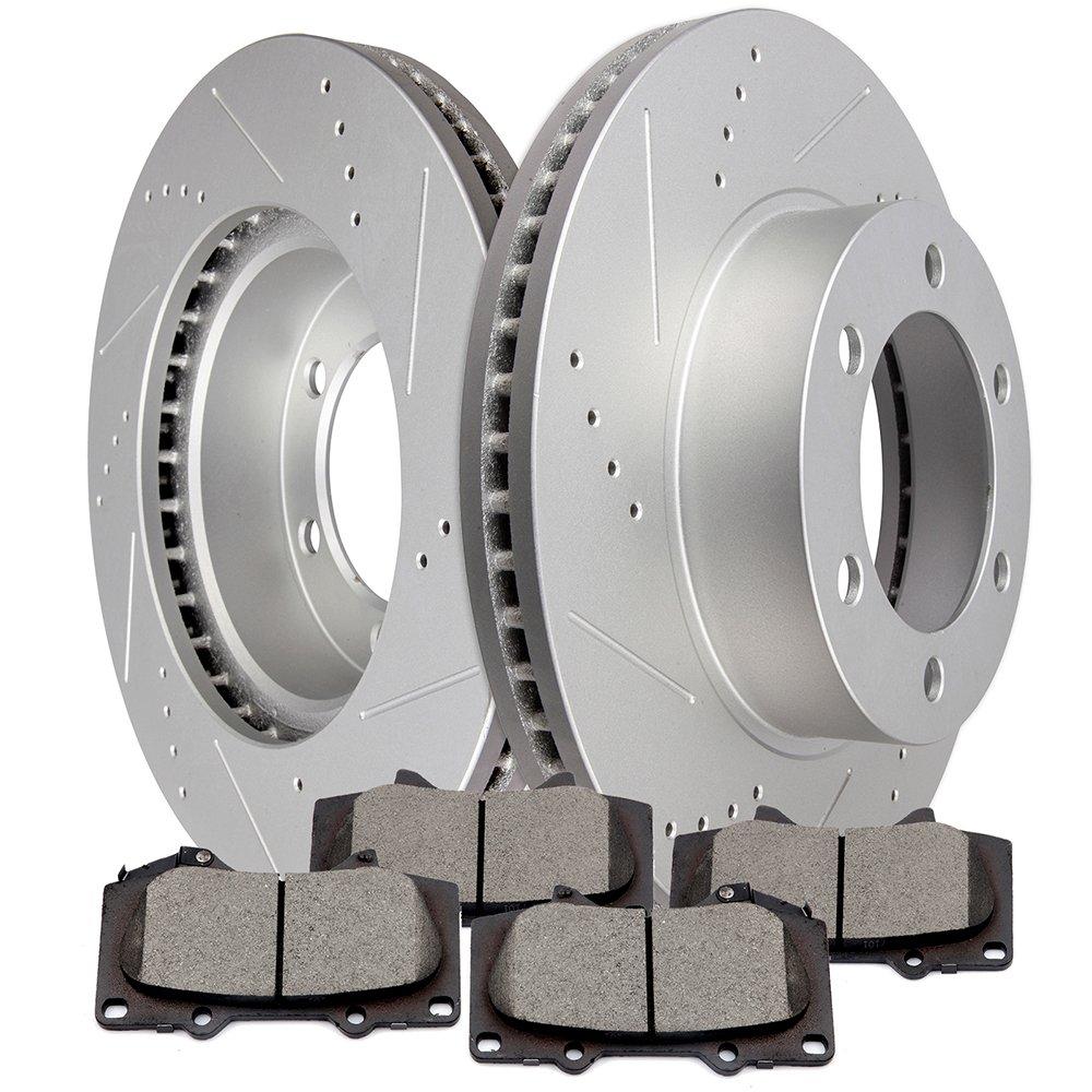 toyota tundra front brakes and rotors amazon com Tundra Diagram Projects