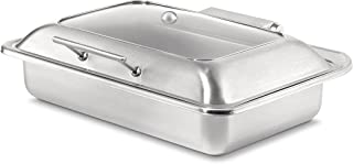 Rosseto SM249 Multi-Chef Soft Closing Lid, Stainless Steel