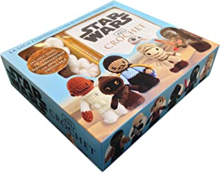 Kit Star Wars Más crochet: Mas Crochet