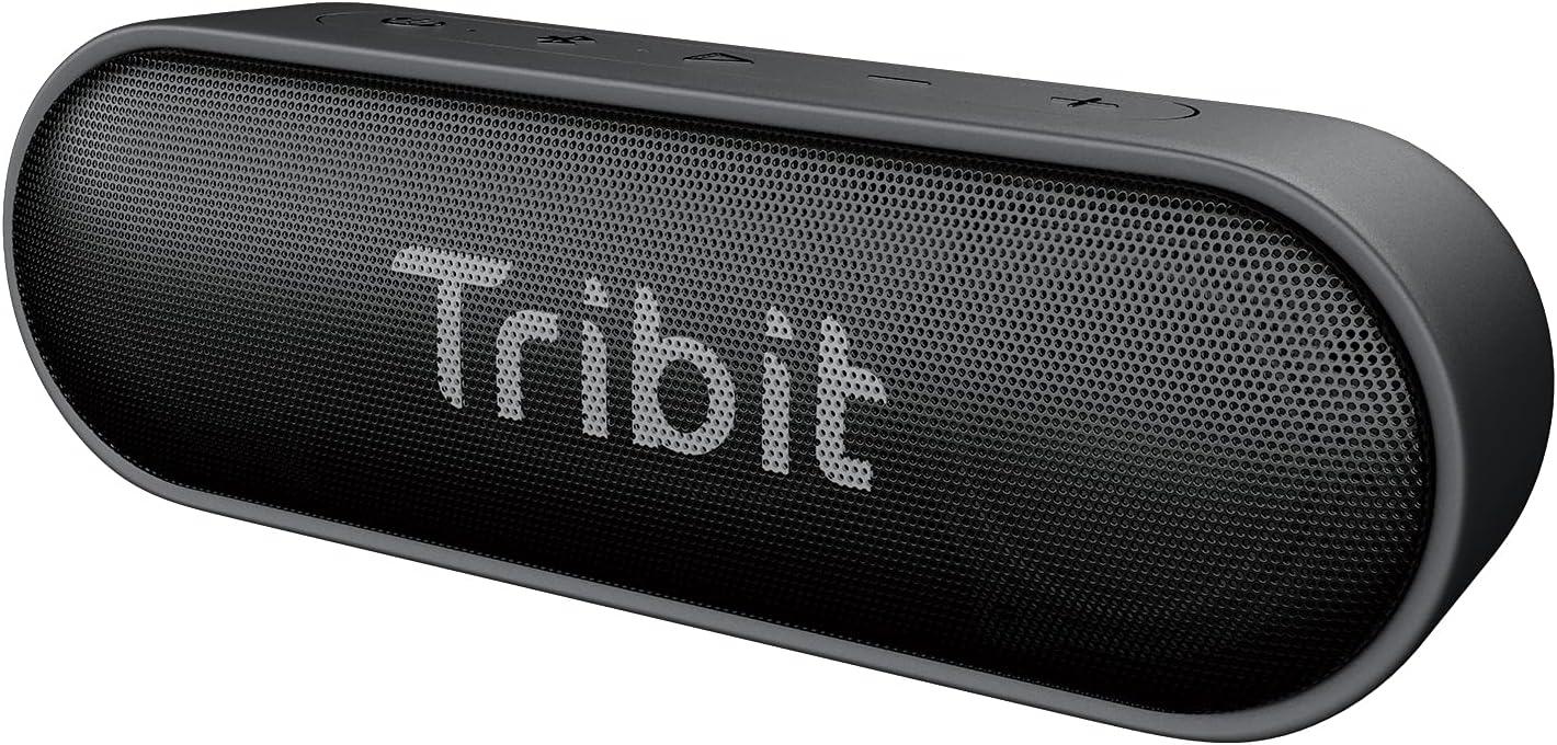 Bluetooth Speaker Tribit 4 years warranty XSound Go with Loud 16W Sound Ranking TOP14