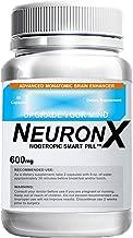 NeuronX Nootropic Limitless Pill Supplement Premium Brain Booster Limitless Pill, Focus, Clarity, Energy, Memory