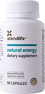 Xtend-Life Natural Energy Supplement - 100% Natural Bee Pollen, B Vitamins, Proteins, Carbohydrates, and Di...