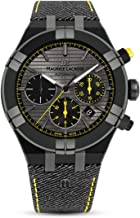 Maurice Lacroix Aikon Automatic Limited Edition Men's Chronograph Watch AI6018-PVB01-331-1