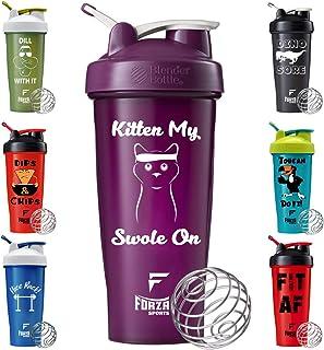Forza Sports Blender Bottle 28 oz. Classic Shaker