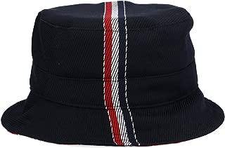 THOM BROWNE Luxury Fashion Mens MHC299F04906415 Blue Hat | Fall Winter 19