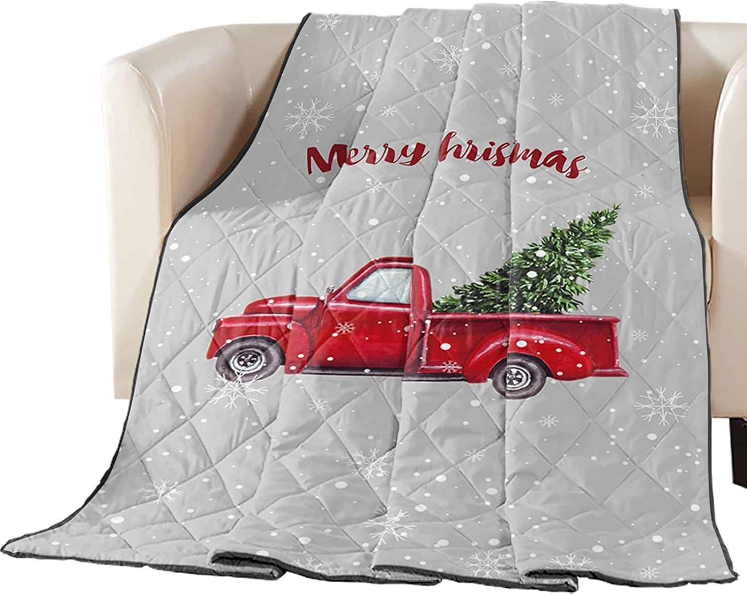 Bedding Duvets Red Truck Loaded Evergreen Store Trees 2021new shipping free with Christmas