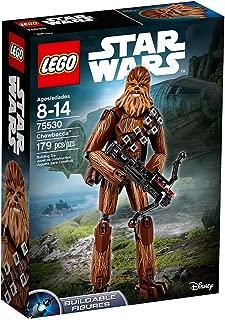 LEGO Star Wars Episode VIII Chewbacca 75530 Building Kit (179 Piece)