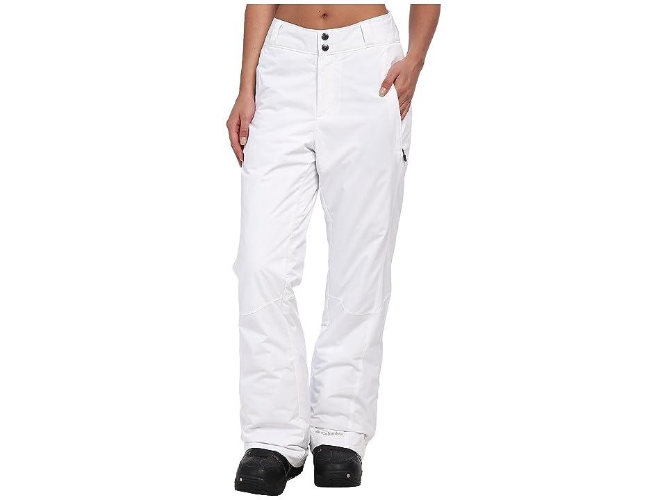 Columbia Modern Mountaintm 2.0 Pant (White) Women