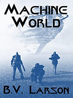 Machine World (Undying Mercenaries Book 4)