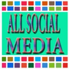 apps for each social media & communicate, you can use all of them in only one app All Social Media It contains all popular social networking sites and one can access your favorite social media