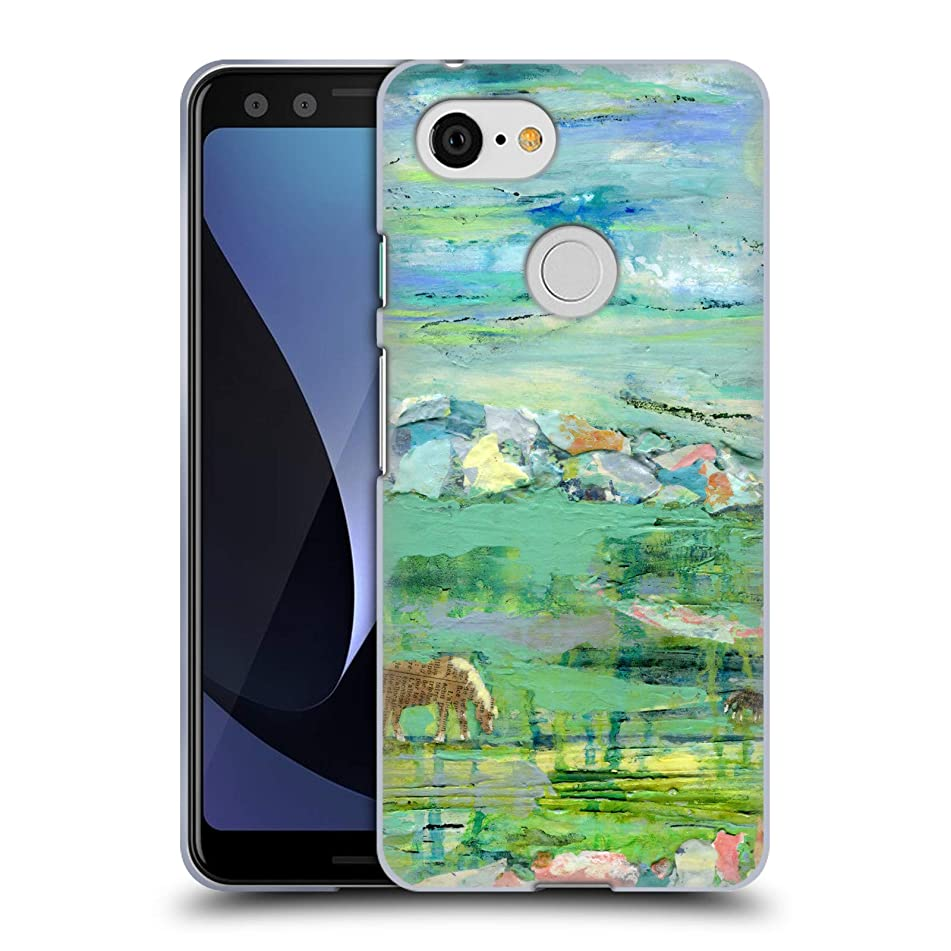 Official Wyanne Andre and Roscoe Abstract Soft Gel Case for Google Pixel 3