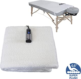highly rated massage table warmer