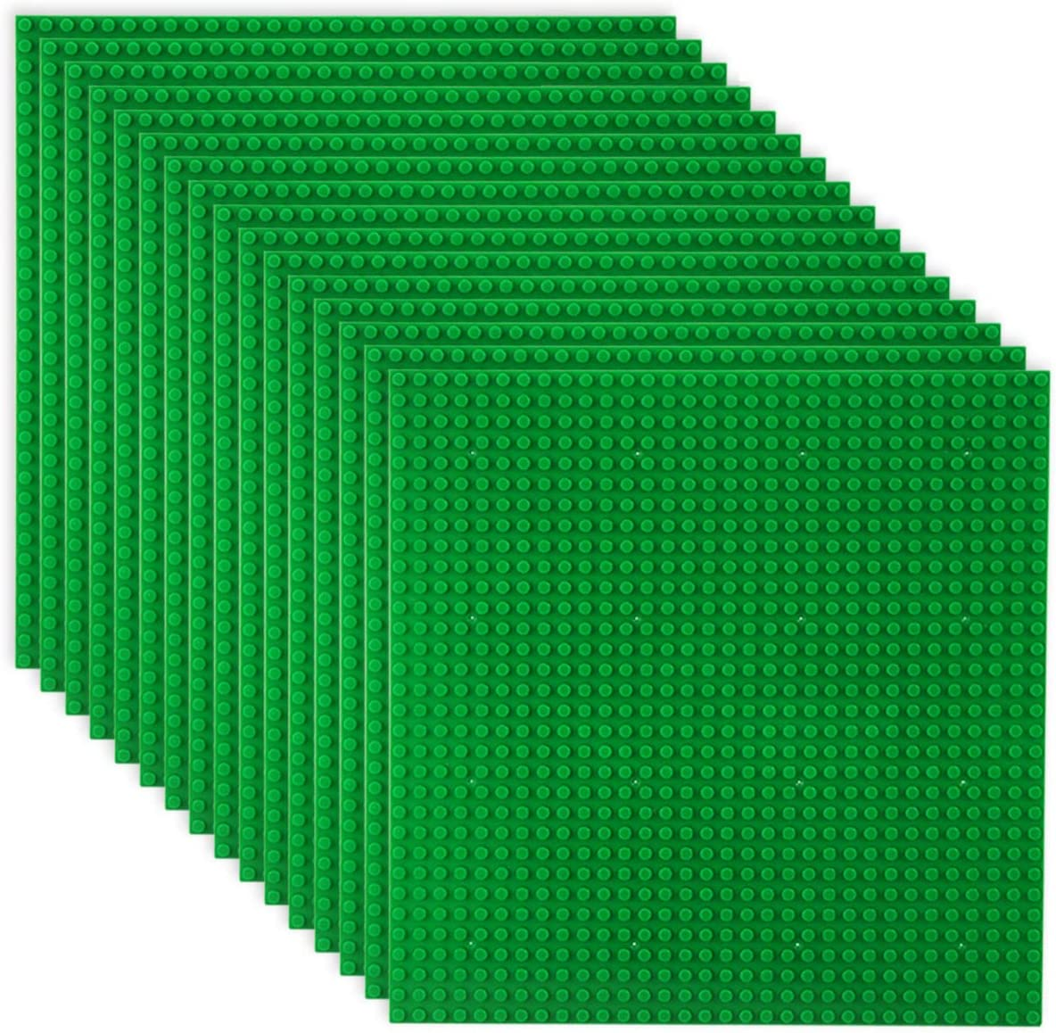 LVHERO Classic Super sale period limited Baseplates Building 10 Plates Bricks 70% OFF Outlet for