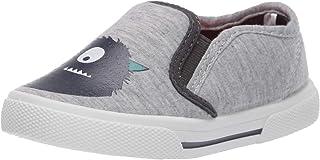 Carter's Kids' Damon Light Weight Slip on Casual Shoe Sneaker