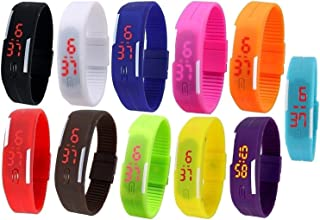 Pappi-Haunt LED Digital Wrist watches Birthday Party Return Gifts Birthday Gifts for kids kids favourite gifts for boys gi...