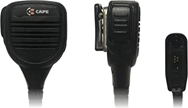 Remote Speaker Microphone for Motorola APX 900 APX 6000 APX 8000 APX 7000 XPR 7550 and XPR 6550 Two Way Radios