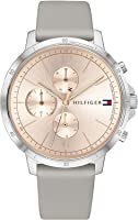TOMMY HILFIGER MADISON WOMEN's LIGHT CARNATION GOLD DIAL WATCH - 1782191