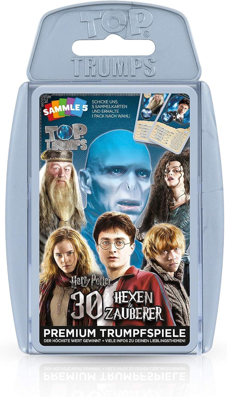Top Trumps Harry Potter 30 Hexen Und Zauberer Amazon Co Uk Toys Games