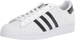 adidas Originals Superstar, Scarpe da Ginnastica Uomo, White1 Core Nero Core Bianco, 42 2/3 EU