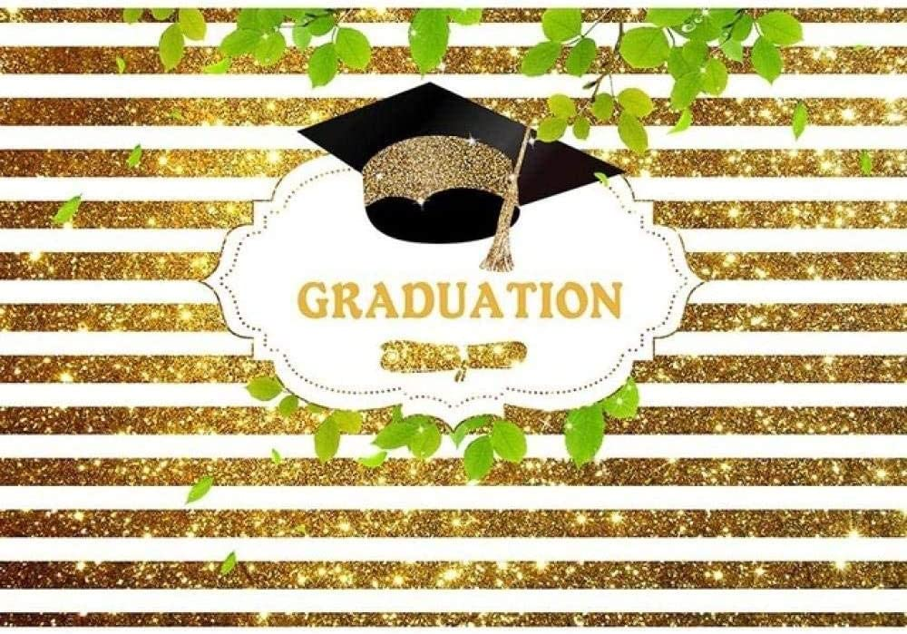 7/×5ft Background Photo Booth Graduation Season Celebration Background Screen Background for Photography Birthday Backdrops for Party Backdrops for Photography Decoration Background Wall Photo Ba