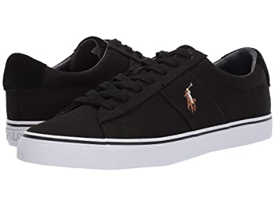 Polo Ralph Lauren Sayer (Black Canvas) Men