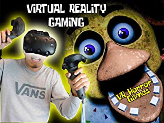 Clip: Virtual Reality Gaming - VR Horror Games