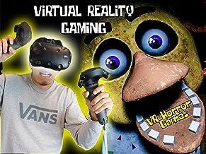 Clip: Virtual Reality Gaming - VR Horror Games