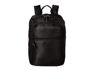 Vera Bradley Packable Backpack (Black) Backpack Bags