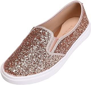 Women's Fashion Slip-On Sneaker Casual Flat Loafers