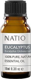 Natio Pure Essential Oil, Eucalyptus, 10ml