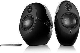 Edifier e25HD Luna Eclipse HD 2.0 Bluetooth Speakers with Digital Optical Input - Black