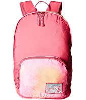 SKECHERS Pink Lady Simple Everyday Backpack (Little Kids/Big Kids)