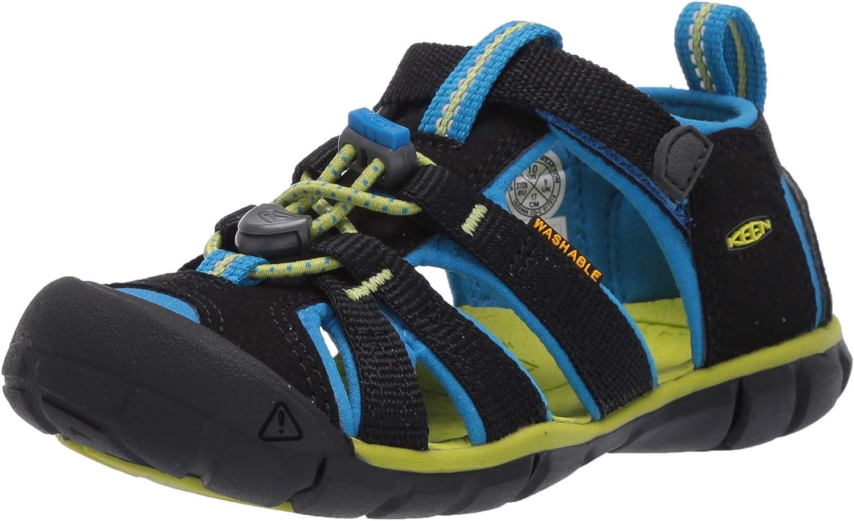 KEEN Regular dealer Unisex-Child Seacamp Ii Fixed price for sale CNX Sandal