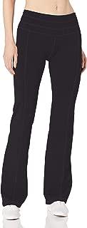 prAna Women's Contour Pants with Tall Inseam X-Small black