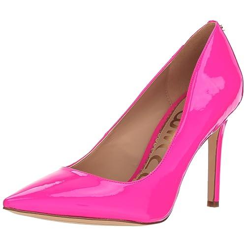 5db8219363a1a Neon Pink Heels: Amazon.com