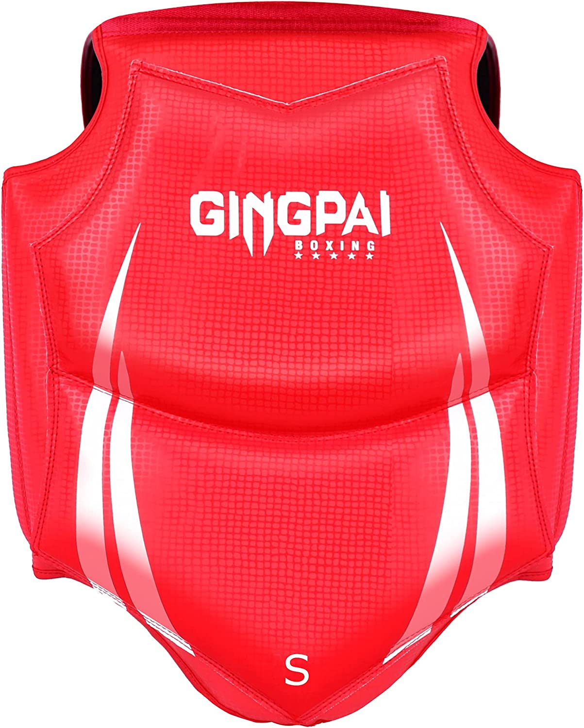 Reservation GINGPAI BOXING Body Protector Chest Martial Gorgeous Art Guard Kickboxing