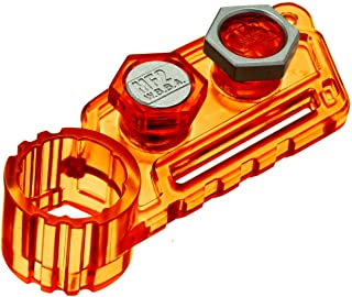 Beyblades JAPANESE Metal Fusion Accessory #BB85 Metal Face Bolt 1Pack Orange