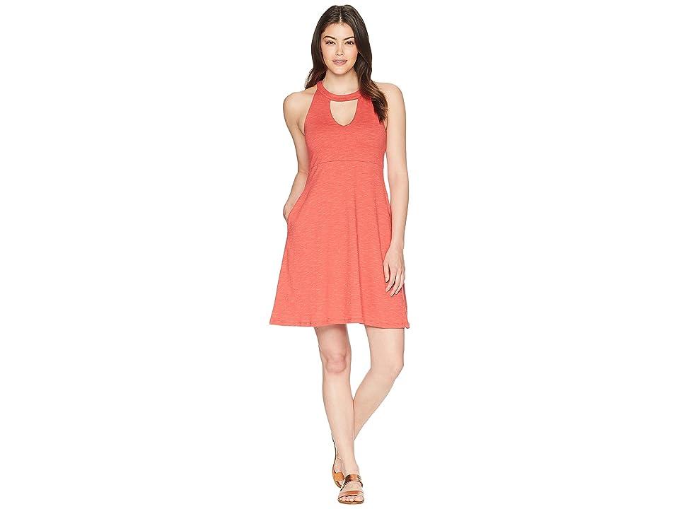 Toad&Co Avalon Dress (Rhubarb) Women